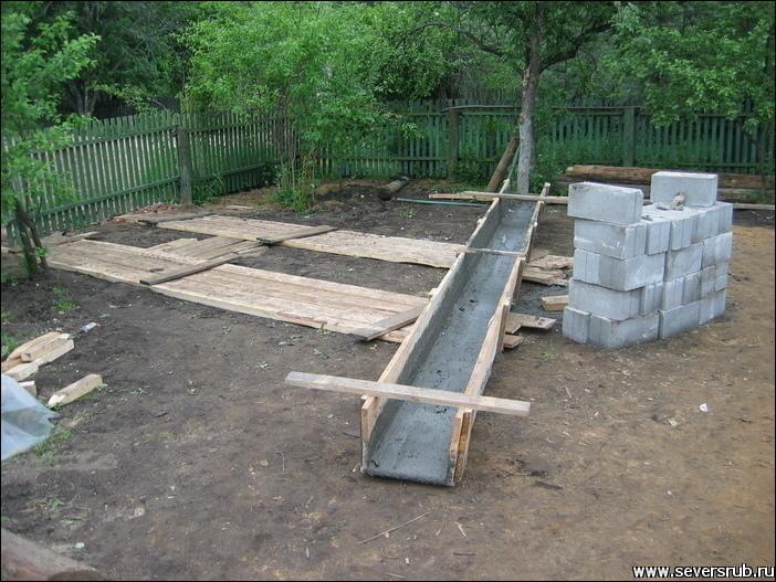 Как сделать желоб для бетона своими 13
