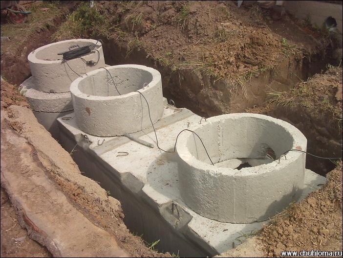 Здесь важно помнить, что обращаться с канализационной сетью за городом...